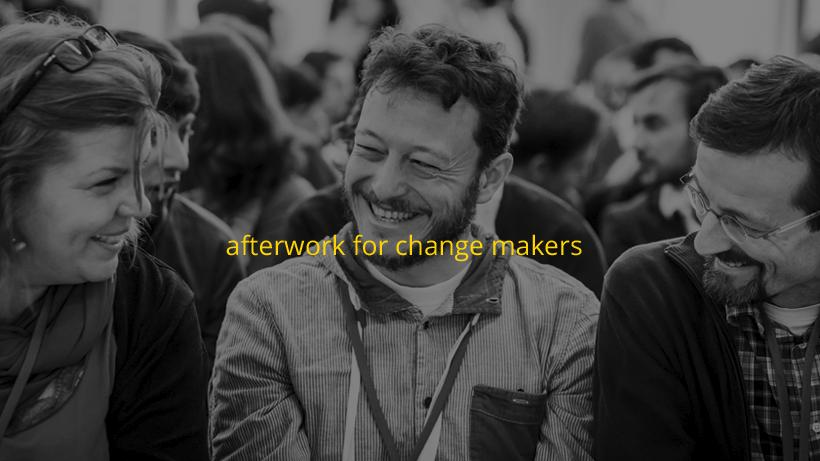 ASQ Bar - Afterwork for Changemakers